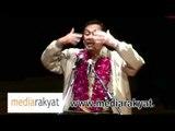 Anwar Ibrahim: Apa Guna Tak Makan Tak Minum Tapi Rasuah?