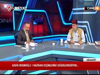 Dinamit 12.06.2015 Kadir Mısıroğlu Part 1