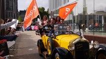 24 Heures du Mans 2015 - Les pilotes ont paradé dans les rues du Mans