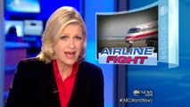 Flight Attendants Fight on American Airlines
