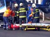 Dopravní nehoda Kladno, 11.4. 2009