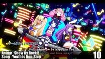 Top 15 Anime OP Spring 2015 OPサビメドレー 【2015春アニメ】