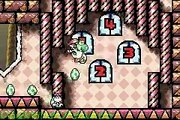 Super Mario Advance 3 Yoshi's Island Playthrough 6-8 King Bowser's Castle (100 Points)