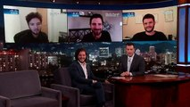 Les imitations de Kit Harington chez Jimmy Kimmel (acteur de Game Of Thrones)