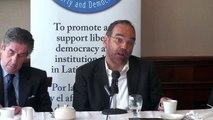 """Fernando Iglesias - Conferencia """"Argentina, Izquierda y globalización"""""""