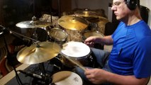 Steve Tocco - Trans Love Express by Jean-Luc Ponty (Drum Cover)