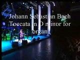 Johann Sebastian Bach - Toccata in D minor for organ