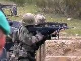 Esercito Francese al poligono