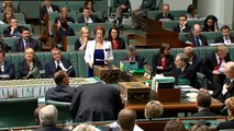 Hon Christopher Pyne MP - 16 February 2012 - House of Representatives - Question to Julia Gillard