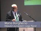 Mario Borghezio Intervento alla Convention Identitaire, Europe Résistante!