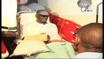 Besigye hospitalised