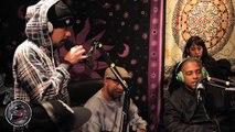 "Tha Alkaholiks ""That Likwit Flow"" Freestyle @ Shade 45 ""Soul Assassins Radio"" with DJ Muggs, 12-03-2012"