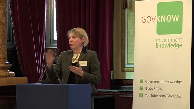 Policing, Law, and Justice 2012: Helen Judge - Director, Rehabilitation, Ministry of Justice
