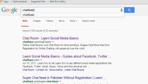 Pakistani Chat Room Without Registration