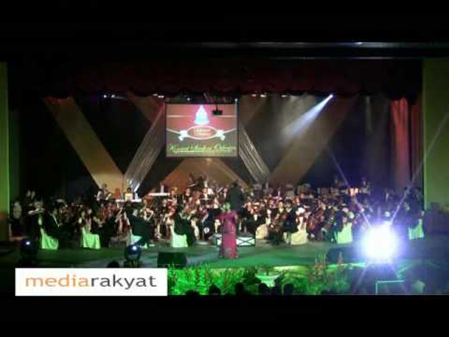 MBPJ Symphony Orchestra Concert 2010: Save The Last Dance For Me