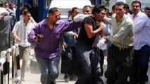 Noor Ayman Nour, the son of Ayman Nour describes being arrested on April 6, 2010