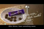 Cadbury Diary Milk All New Ads Compilation : Meethe Mein Kuch Meetha Ho Jaaye.wmv