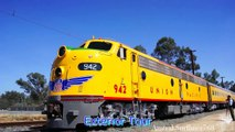Behold: The EMD E8A - Union Pacific 942
