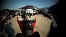 Waco Supermoto     GoPro HD CRF 450x Stunts/Street
