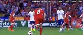 Marcos Pineiro Pizzelli amazing goal | Armenia 1-0 Portugal 13/06/2015