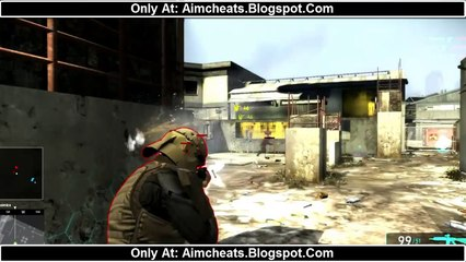 Ghost Recon Phantoms Aimbot and Wallhack Cheat Tools 2014