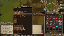 Runescape Pk Commentary Video 24! |Drowning Pk| Pure Pking | D Claws/Range/Dscim/Chaotics|