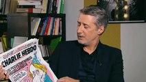 Interview de Michel Houellebecq - Le Grand Journal