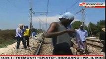 Bari, rivolta degli immigrati contro la Regione e lo Stato. Scontri con la polizia (01/08/2011)