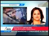 EPN me dijo que vivió en #laotracasaenlaslomas: Katia D'Artigues