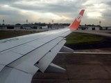 Decolagem no Rio de Janeiro / Takeoff in Rio de Janeiro - GOL