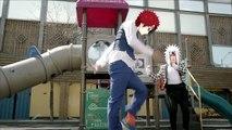 Naruto Gentleman Parody: Jiraiya is a Gentleman