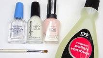 NAIL BASICS: Perfect French Manicure