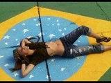 Gran Estreno de Belinda - I Love You... Te Quiero (Feat. Pitbull) en Brasil + Homenaje