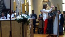 2015 Confirmation Ste Ursule communion