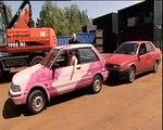 Peter Powers Payback met Patrick en zijn agressie voor verkeer en zijn mooie auto