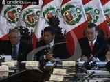 Presidente Ollanta Humala Tasso plantea que presos peligrosos trabajen en zonas alejadas