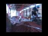 crf50 klx mini bike pit bike track at wildmoor quarry..