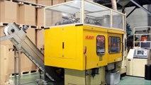 Husky LX 160 PET RS 60/60 PET preform injection moulding system