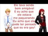 Amor doce_Se Nathaniel fosse gay...