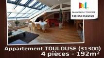 A vendre - Appartement - TOULOUSE (31300) - 4 pièces - 192m²