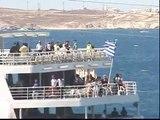 GREEK FERRIES, FERRIES, FERRIES - ISLAND HOPPINIG IN GREECE!