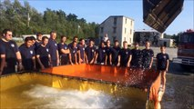 Nova Scotia Firefighters School, Class 23 ALS Ice Bucket Challenge