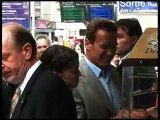 Arnold Schwarzenegger Considers France s TGV Train For California 0000