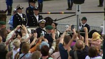 Príncipe sueco se casa con estrella de telerrealidad