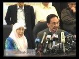 Anwar Ibrahim: Press Conferance Q&A Part 2