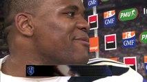 TOP 14 - Clermont - Paris: interview Jonathan Danty (PAR) - Finale -2014-2015