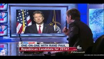 Rand Paul Responds To Plagiarism  Accusations: 'If Dueling Were Legal In  Kentucky...'