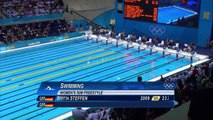 Women's Swimming 50m Freestyle - Semi-Finals   London 2012 Olympics