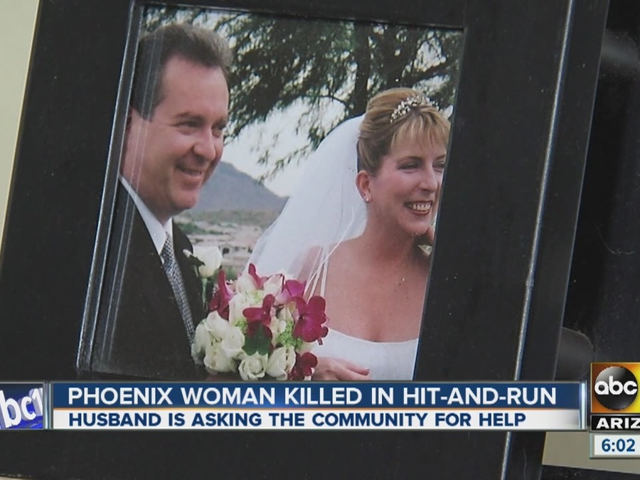 Man asks for community's help after his wife dies following accident