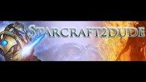 SC2 Zerg Strategy - How to Beat Protoss Death Ball - Starcraft 2 Tutorial
